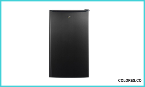 Nevera minibar 90 l inox MABE RMF04BRX0