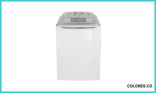 Lavadora Electrolux 20 Kg L20ay Blanco Con Agitador